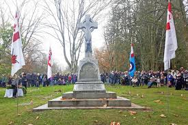 video remembrance day in the langleys bc local news