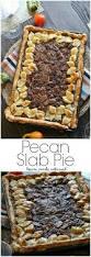 traditional thanksgiving dessert recipes pecan slab pie home made interest
