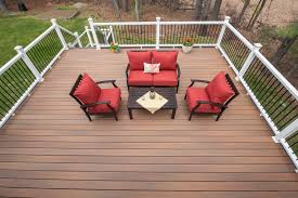 Outdoor Laminate Flooring Summer Design Trends What U0027s In Outdoor Furnishings Deck Talk