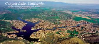 California Zip Code by Canyon Lake California