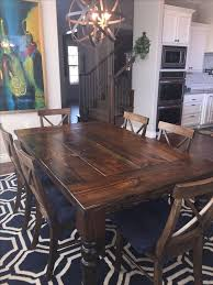 dark wood dining room tables reclaimed wooden dining room tables home design studio