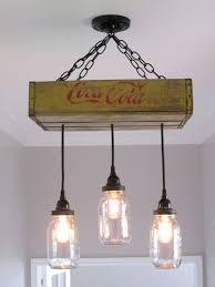 coca cola pendant lights recycled coca cola woodcase chandelier coca cola cola and pendant