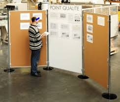 panneau de bureau vitrine affichage administratif obligatoire entreprise tableau