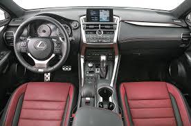 test drive 2015 lexus nx200t 2015 lexus nx 200t f sport 300h first test motor trend