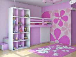 Pink And Purple Bedroom Ideas Beautiful Pink Flowers Wall Murals Decals For Purple