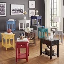 Accent Tables Cheap by Adorn Your Home With The Zayden Accent End Table From Inspire Q