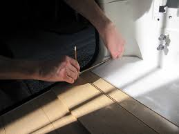 How To Cut Laminate Flooring With A Jigsaw Operation Flooring U2013 How To Fit A Laminate Floor In A Tiny