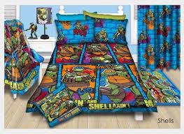 Ninja Turtle Comforter Set Teenage Mutant Ninja Turtles Bed Set Ninja Turtle Bedding For
