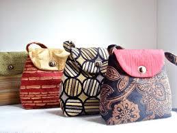 Handmade Fabric Crafts - 66 best handmade bags images on handmade purses