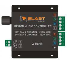rgb led light controller rgb led light music controller
