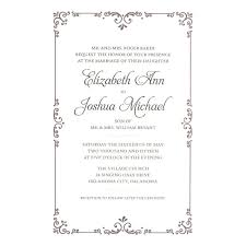 wedding invitations hobby lobby studio his and hers wedding invitations zoolook me