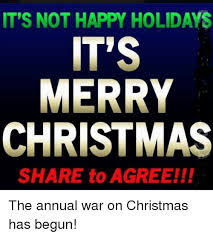 to americans stop saying happy holidays and start saying