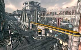 Fallout 3 Metro Map by Vernon Square Fallout Wiki Fandom Powered By Wikia