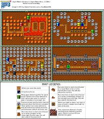 Super Mario World Map by Super Mario Advance 4 Super Mario Bros 3 World 8 Overworld Map