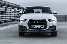 euro leasing 2016 audi q3 refresh debuts at detroit auto show
