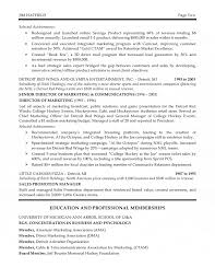 Resume Promotion Professional Memberships On Resume Free Resume Example And