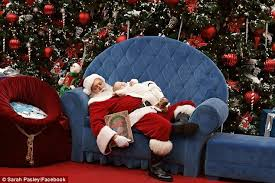 boise mall black friday santa u0027s baby adorable picture of mall santa lulling a fussy