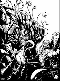 impressive marvel venom coloring pages with venom coloring pages