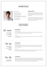 Online Resume Software by The 25 Best Online Resume Template Ideas On Pinterest Online