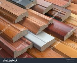 Wooden Furniture Samples Wooden Furniture Mdf Profiles Different Stock Illustration