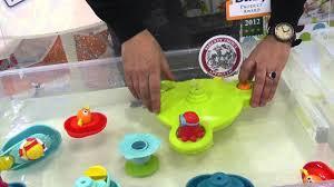 Bathtub Submarine Toy Yookidoo Baby Bath Toys Youtube