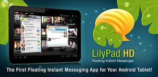 instant app for android tablet lilypad floating instant messaging app is now much cheaper