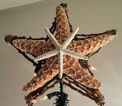 Star Christmas Tree Toppers Lighted - 86 best starfish tree topper images on pinterest starfish