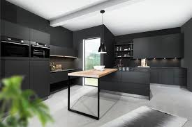 how to clean matte black cupboards kitchens black navy and grey kitchen ideas