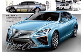 new lexus 2017 2017 lexus ls redesign release date specs 2017 model cars