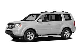 2011 honda pilot new car test drive