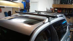lexus gx roof rack bwca spring creek roof rack bolted to roof boundary waters gear forum
