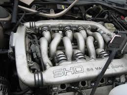 Sho Motor 2001 taurus w 2004 cams engine