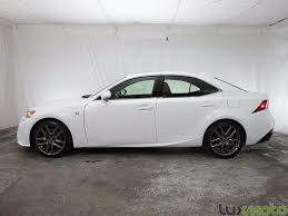 lexus is350 for sale portland oregon 2014 lexus is 350 f sport awd
