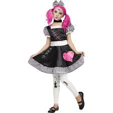 Walmart Halloween Costumes Teenage Girls Broken Doll Child 12 14 Products
