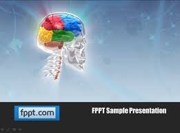 animated skull template for powerpoint presentations
