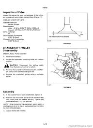 deutz allis 5215 4wd diesel compact tractor service manual ebay