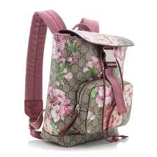 bloom backpack gg supreme small blooms backpack