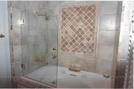 bathtub glass door bathtub shower doors with side panel ultra modern bathtub shower