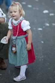 traditional bavarian dress for girls museum