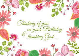 religious birthday cards religious birthday wishes to celebrate free blessings ecards