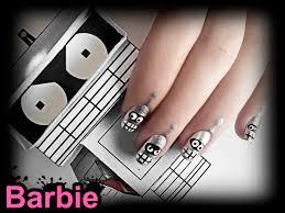 bender nails by barbienailart on deviantart