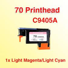 hp 70 light magenta hp 70 light magenta cyan printhead c9405a с бесплатной доставкой на
