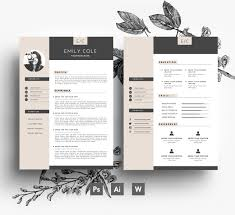 resume template professional 2 best solutions of creative resume indesign template unique
