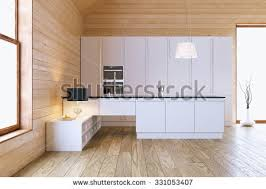 Wooden Interior Kitchen Furniture Stock Images Royalty Free Images U0026 Vectors