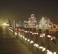 virginia beach christmas lights 2017 24 best holiday lights at the beach images on pinterest holiday