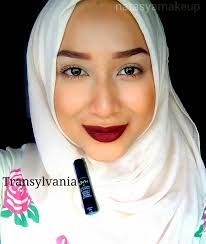 Lipstik Nyx Transylvania makeup modesty nyx soft matte lip review swatches