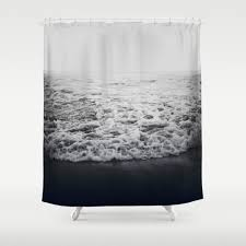 Zoological Shower Curtain Black White And Nature Shower Curtains Society6