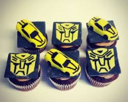 bumblebee transformer cake topper transformers toppers bumblebee transformers cupcakes transformers cupcakes and