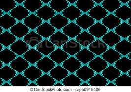 abstract pattern butterfly abstract blue butterfly on black background vector pattern vector