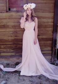 affordable bridal gowns by elaine bohemian wedding dresses in los angeles